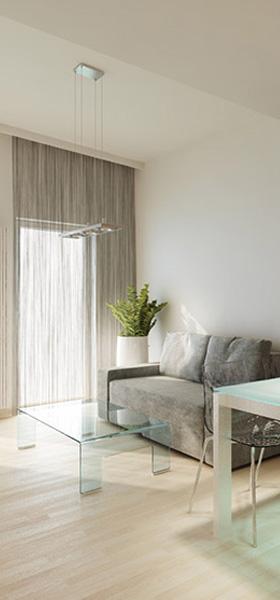 Interior design: Scandinavian accent