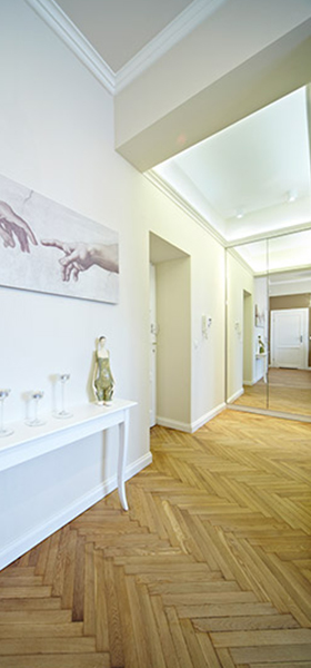 Interior design: Royal eclecticism