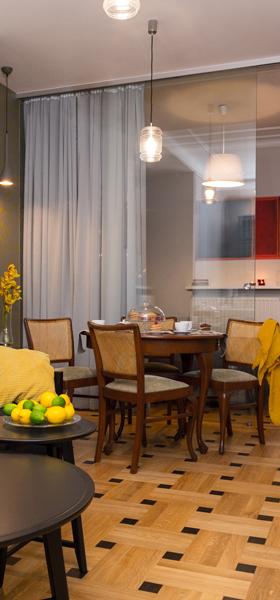 Interior design: Energetic colours